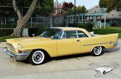 Chrysler 300C 1957 ____________ Cel mai mare website de masini de epoca din Romania http://automobileclasice.ro/