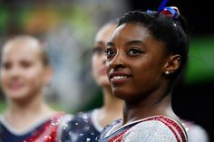Watch Simone Biles' Floor Routine That Went Above And Beyond In A Huge Way