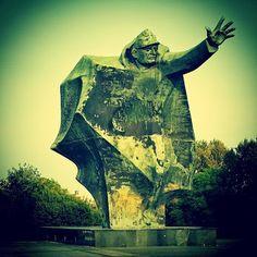 #statue #poland #warsaw #city