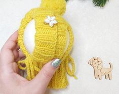 Crochet Hat Pattern Womens Hat Mens Hat How To Crochet | Etsy Crochet Patterns For Beginners, Easy Crochet Patterns, Slouchy Beanie Pattern, Lion Brand Wool Ease, Super Bulky Yarn, Dog Sweaters, Pom Pom Hat, Hats For Men, Hand Knitting
