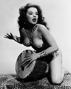 BLAZE STARR  Blaze Starr was a 1950s burlesque stripper who began dancing at the age of 15. She quickly became infamous for her coke bottle shape (38DD-24-37) and legendary performances, one in which a couch would catch on fire when she sat on it. Blaze was featured in several magazines and some early fetish films before becoming the alleged mistress to Louisiana Governor Earl Long.
