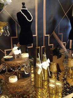 Great Gatsby Birthday Party Ideas | Photo 18 of 22