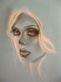 Pencil portraits by rebecca blair art inspiration рисунок, г Amazing Drawings, Cool Art Drawings, Pencil Art Drawings, Art Drawings Sketches, Amazing Art, Pencil Portrait, Portrait Art, Portraits, Scratchboard Art