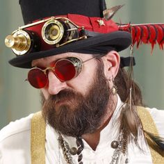 Top looks from the 2016 Steampunk World's Fair in Piscataway (PHOTOS)   NJ.com