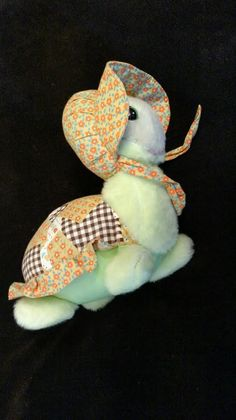 holly hobbie stuffed turtle | Knickerbocker Plush Shop Collectibles Online Daily