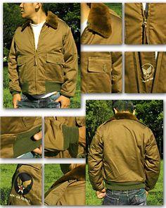 men [BUZZ RICKSON'S] [バズリクソンズ] flight jacket B-10