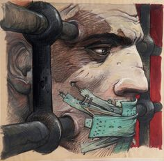 Join artists from across the world who are using their talents to illuminate the ongoing conversations surrounding justice, human rights, safety, and equality of access to opportunity. Art Et Illustration, Character Illustration, Conceptual Art, Surreal Art, Enki Bilal Bd, Art Des Gens, Padron, Inspiration Art, Art Original