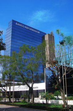 Banco Reformador, Av Reforma, Ciudad de Guatemala