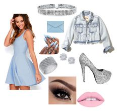 """""""Modern Cinderella 💎"""" by daria-cat on Polyvore featuring LULUS, Hollister Co., Bling Jewelry, Rebecca Minkoff, Effy Jewelry and modern"""