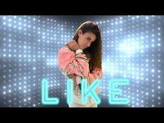 LIKE ( VIDEO OFICIAL) LA DIVERSION DE MARTINA - YouTube