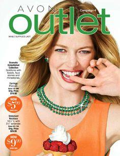 Outlet Avon Campaign 4 - view Avon Campaign 4 2014 online catalogs at http://eseagren.avonrepresentative.com #AvonOutlet