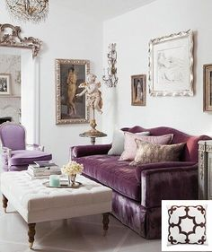Purple - A Symbol Of Royalty.