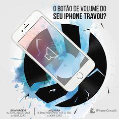 Seja durante uma chamada, ouvindo música ou durante qualquer ação ou atividade que emita som, o botão do volume do seu iPhone é usado para que a altura seja a ideal. Por esta razão não é raro, devido ao uso constante, o botão do volume travar. Se o botão de volume do seu iPhone travar venha na iPhone Consult que nós resolvemos o problema para você. #iPhoneConsult #iphone #Apple #gadget #tecnologia #ConsultoriaEspecializada #BotãoVolume #BotãodeVolumeTravado #DigitalGuruShop
