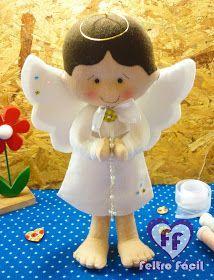 anjinho de feltro,molde de anjo, molde de anjinho, anjo de feltro, angelito fieltro, patrones fieltro, fieltro, angel felt, anjinho de feltro, curso de feltro, arte em feltro, artesanato em feltro, como fazer feltro