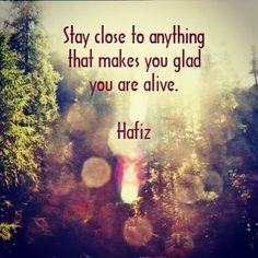 Timeless wisdom from Hafiz Hafiz Quotes, Me Quotes, Quotes Images, Quotable Quotes, Alive Quotes, Mormon Quotes, Random Quotes, Great Quotes, Inspirational Quotes