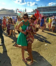 Guide to the KY Derby! Kentucky Derby Outfit, Kentucky Derby Fashion, Derby Attire, Derby Outfits, 40 And Fabulous, Derby Dress, Derby Day, Bollywood Fashion, Clothes For Women