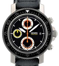 Dievas Watches - Timeattack
