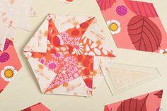 The New Hexagon Paper Piecing Bundle Drop - Massdrop