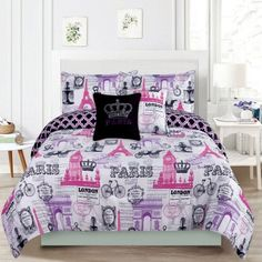 Paris comforter set & Many people rarely wash heavy or bulky fabric items, such as quilts, rugs and coatings windows.& The post How to Wash Paris Comforter Set appeared first on Luxury Comforter Bedspread.