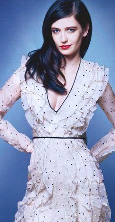 Perfect Eva Green in Valentino