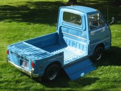 1969 Subaru Sambar 360 pick up truck....