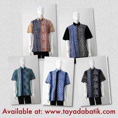 Modern batik for Men
