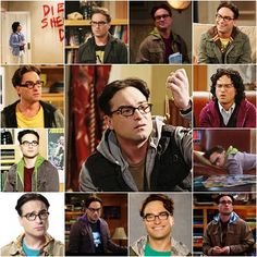 Leonard Hofstadter -- I seriously have the biggest crush on Johnny Galecki The Big Bang Theory Fans Site