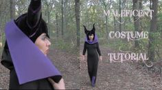 Maleficent Costume video tutorial