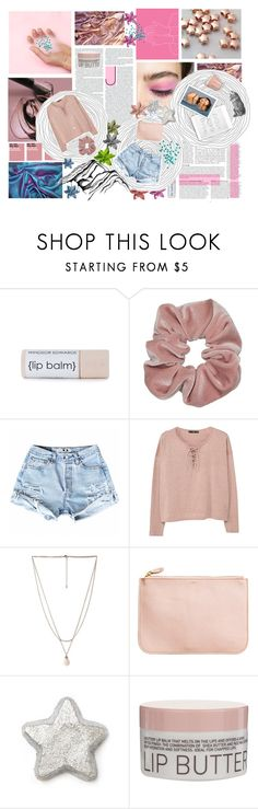 """She sprinkled to the pink dust .. It gave a metallic glow"" by j-essx-f ❤ liked on Polyvore featuring Anja, Pixie, MANGO, Forever 21, H&M and Korres"