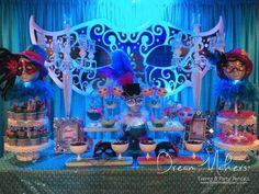 Beautiful Masquerade Quinceanera Dessert Table: http://www.quinceanera.com/food/quinceanera-dessert-table-ideas/?utm_source=pinterest&utm_medium=article&utm_campaign=021815-quinceanera-dessert-table-ideas