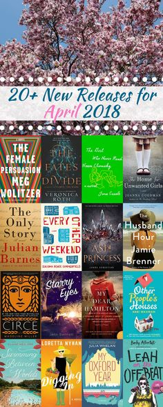 Amazing new releases from bestselling authors. Historical fiction, psychological thrillers, mysteries and contemporary fiction all make this list! What will you choose?