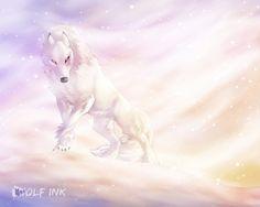 aniu the white wolf | Spirit in the wind by ~UKthewhitewolf on deviantART