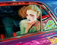 "saloandseverine:  "" Vogue Italia September 2015  Madison Stubbington by Miles Aldridge  ""  ugh weathersherewishyouwerebeautiful this has me LIVING"