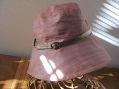 b389aecde00 Vintage Retro Liz Claiborne Designer Ladies Hat by totalvintage
