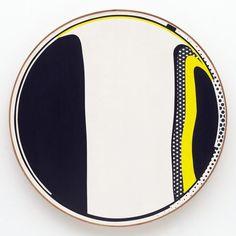 Roy Lichtenstein Mirror # 10, 1970
