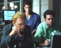 Horatio In The Lab Pics Page#2 - CSI Miami