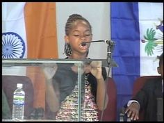 CENTRAL JAMAICA CONFERENCE OF SDA CHILDREN'S CONVENTION SHAQUEERIA DANVERS - YouTube