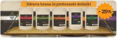 Zdrava prehrana -25%  http://www.super-obrok.si/tekoce-akcije