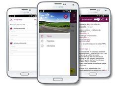 www.asimove.com |L'application pour iPhone et Apple Watch Bill it ! vous simplifie la gestion de vos frais kilométriques !