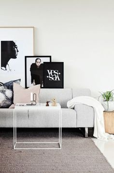 Scout Sixteen - How to Style a White Wall