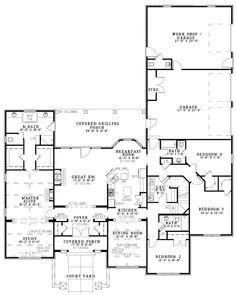 Plan Number: BHG-7413  House plan