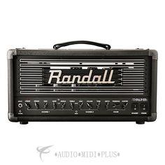Randall Guitar Amplifier Head -Thrasher50 - U