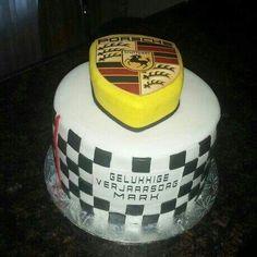 Porsche cake