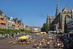 Grote Markt Haarlem, The Netherlands