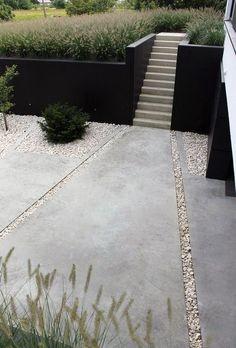 Modern Landscape Design, Modern Garden Design, Garden Landscape Design, Modern Landscaping, Outdoor Landscaping, Patio Design, Backyard Patio, Outdoor Gardens, Outdoor Patios
