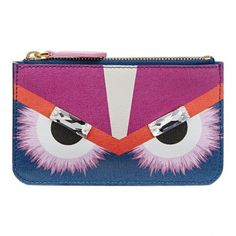 LITTLE LEATHER BAG FENDI (655 CHF) ❤ liked on Polyvore featuring bags, handbags, fendi purses, fendi, leather handbags, leather purse and real leather bag