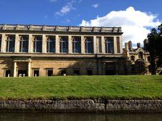 Wren Library Trinity College in Cambridge, Cambridgeshire