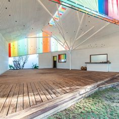 Vietnamese architect Toan Nghiem explains the importance of bright colours in The Chapel, the youth centre that was crowned World Building of the Year 2014.