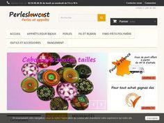 Vente de perles et accessoires de fabrication de bijoux en ligne