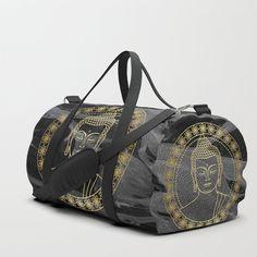 Wise Buddha Duffle Bag Buddha, Shoulder Strap, Pairs, Stuff To Buy